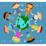 HELLO TO ALL THE CHILDREN OF THE WORLD【世界のこども達にこんにちは】動画・歌詞