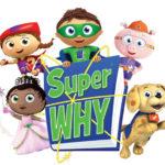 子どものための英語アニメならこれがおすすめ【SUPER WHY】