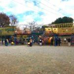 上千葉砂原公園は交通公園も動物とのふれあいも楽しめる|東京都葛飾区の公園