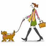 犬の散歩|歩かなかった犬がようやく歩くようになってきた(๑˃̵ᴗ˂̵)و犬が歩かないのはなぜ?
