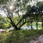 キャンピングヒルズ鴨川(千葉)はこんなところでした|美しい棚田の景色とキャンプ場!ファミリーキャンプ情報【アウトドア】