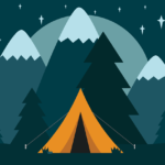 親子キャンプ持ち物リスト【保存版】初心者も子どもと一緒でもこれで安心!キャンプ用品の準備